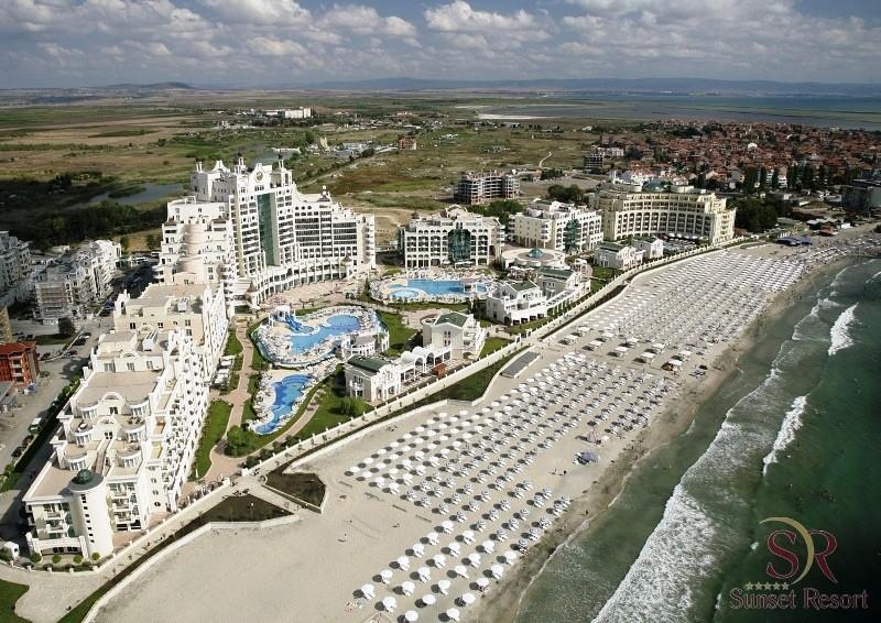 Апартаменты болгария амфора